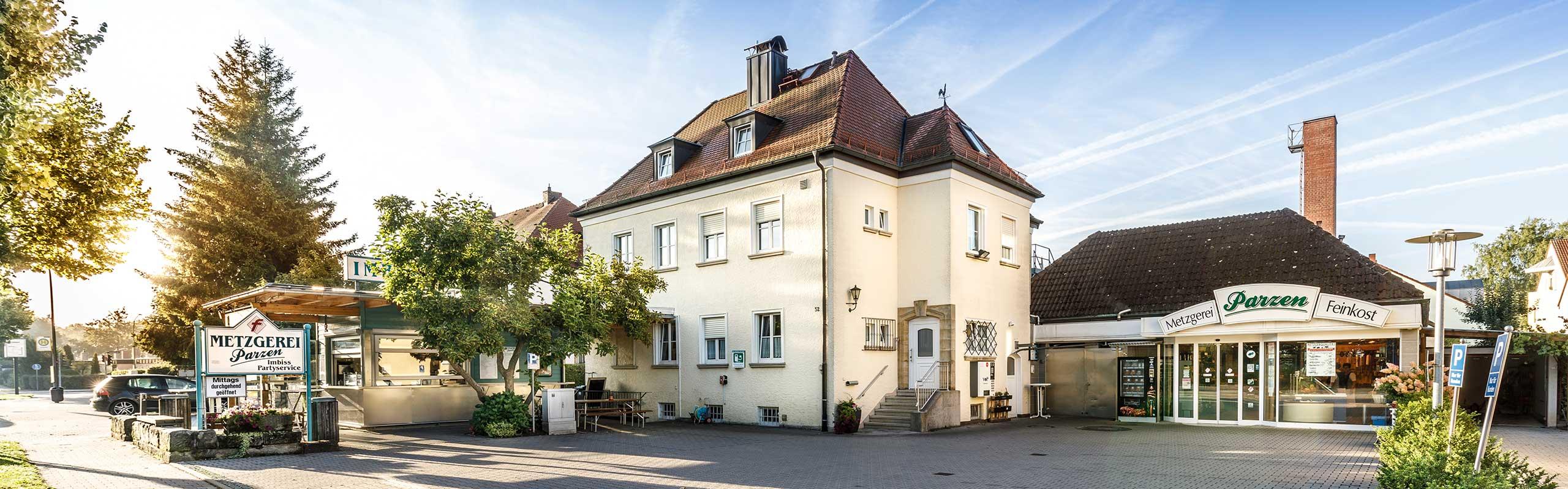 Filialen Metzgerei Parzen Bayreuth