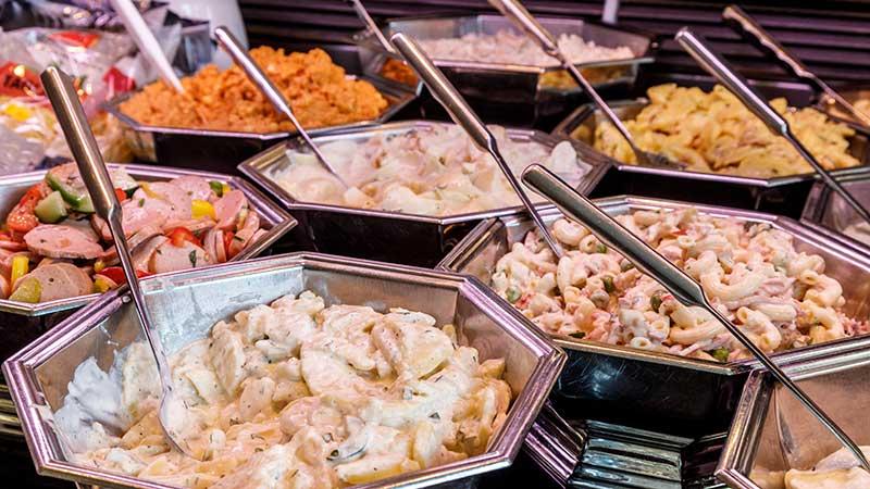 Salate Metzgerei Parzen